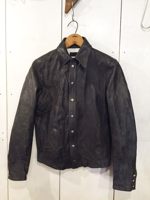THE EASTERN Leather jacket_d0121303_13433478.jpg