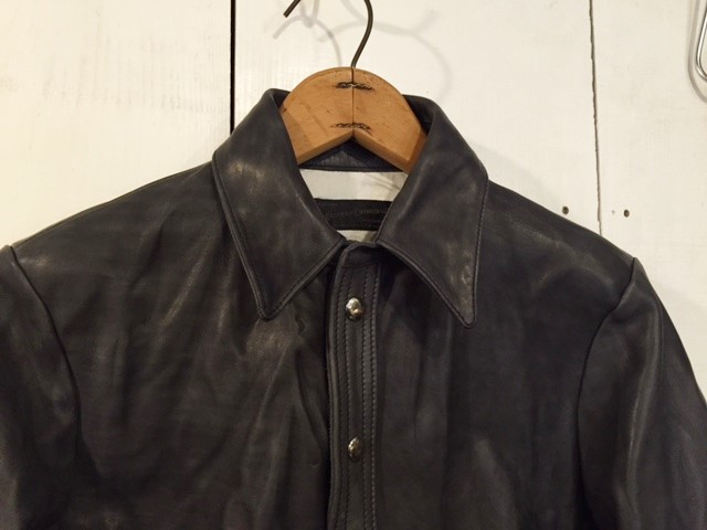 THE EASTERN Leather jacket_d0121303_13435274.jpg