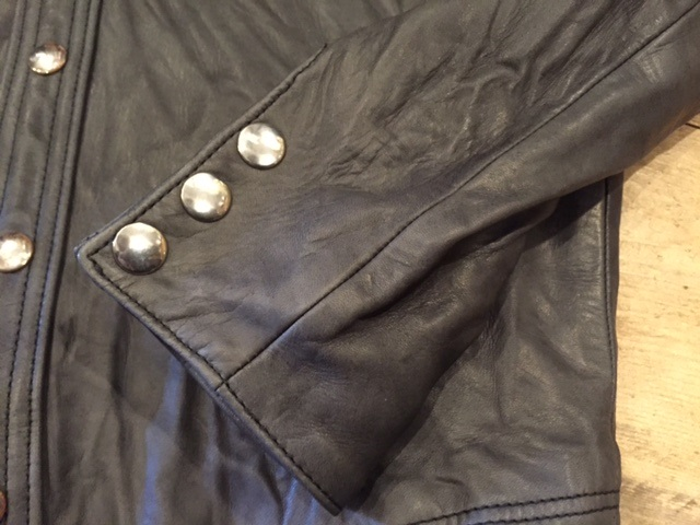 THE EASTERN Leather jacket_d0121303_13472811.jpg