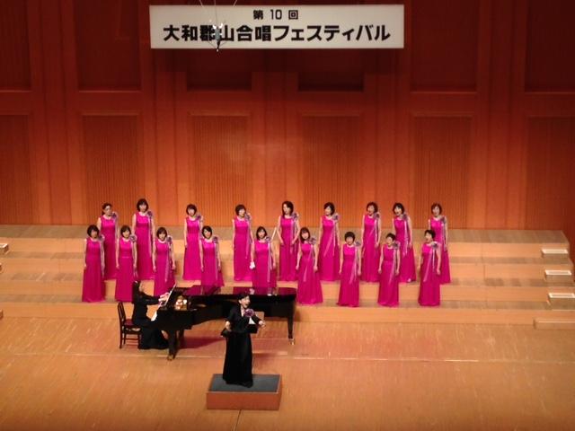 歌姫たちの応援に・・・_a0326106_8384691.jpg