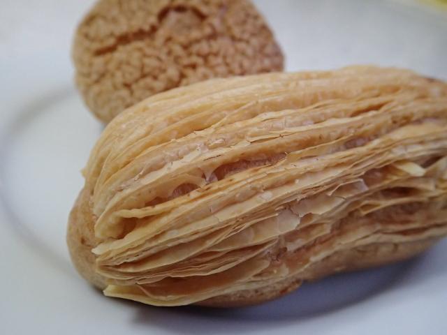 『ケーキ屋タックン』さんのシュークリーム -青森県むつ市-_f0149209_2012493.jpg