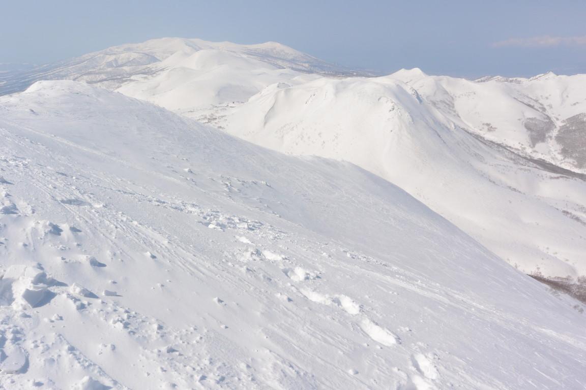 2015年3月 「晴天のニセコアンヌプリ、そして羊蹄山」_c0219616_18184548.jpg