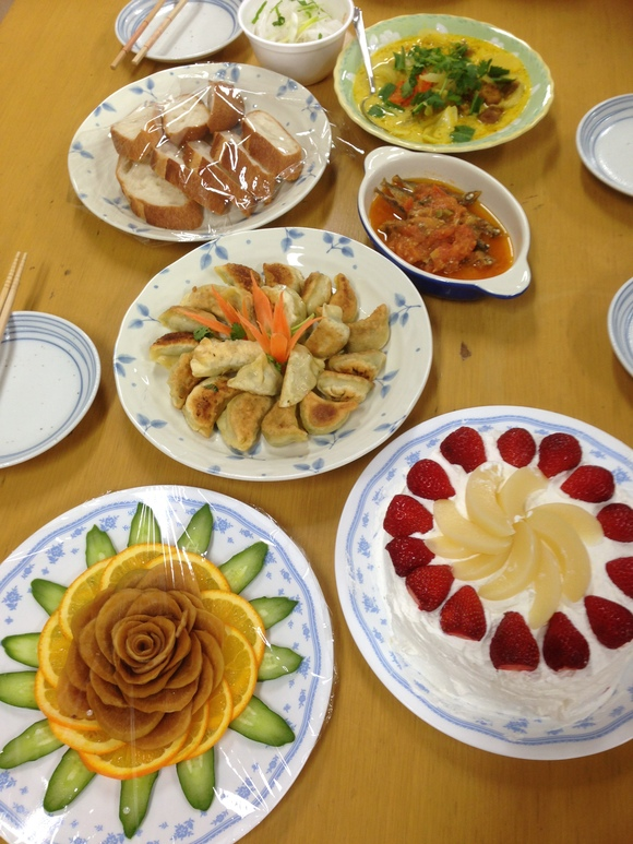 日曜朝教室の作った料理紹介_e0175020_18464777.jpg