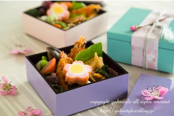 みんなのすてきなお花見弁当&春の料理!_f0357923_17370298.jpg