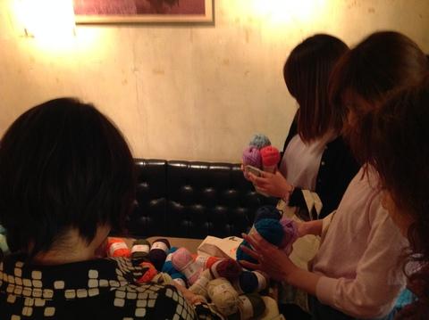 マイボウシイベントレポート【76cafe omotesando】_e0219061_933205.jpg