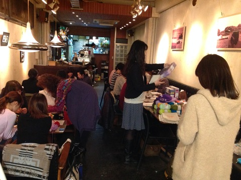 マイボウシイベントレポート【76cafe omotesando】_e0219061_9342691.jpg