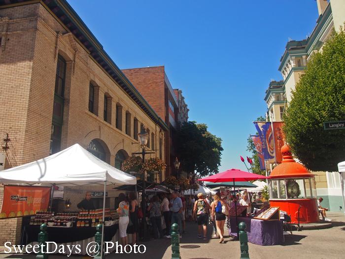 Victoria Downtown Farmers\' Market-ビクトリア ダウンタウン ファーマーズマーケット_e0046675_12272755.jpg