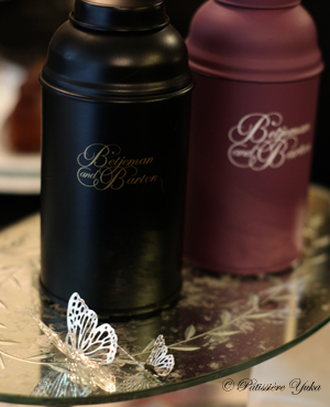 paris 私のお気に入り ~紅茶編~ 「Betjeman&Barton紅茶缶」_c0138180_12334686.jpg