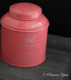 paris 私のお気に入り ~紅茶編~ 「Betjeman&Barton紅茶缶」_c0138180_1234117.jpg