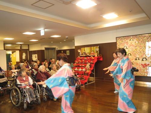 「お茶・踊りの会」開催させて頂きました_a0158095_1751172.jpg