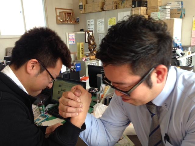 3/27(金)山本&店長&細川が送ります♪TOMMYの1日 ランクル アルファード ハマー_b0127002_2022553.jpg