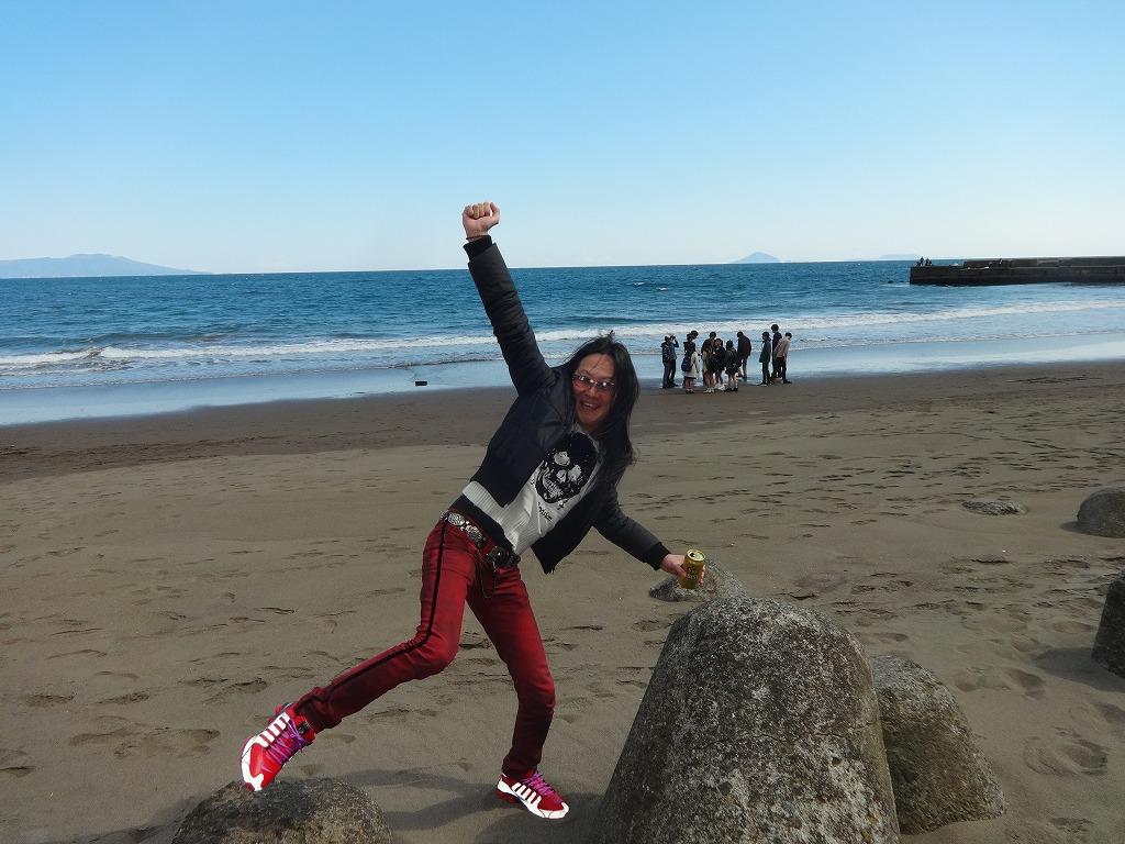 おおるりグループの熱川、陽気な快晴2DAYS! 【2015/3/24_25】_a0337409_1644066.jpg