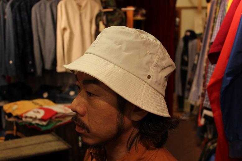 "ANACHRONORM \""HAT & SHIRTS\"" ご紹介_f0191324_9243240.jpg"