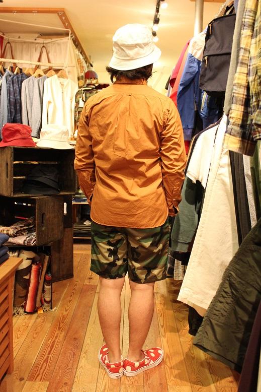"ANACHRONORM \""HAT & SHIRTS\"" ご紹介_f0191324_9273517.jpg"