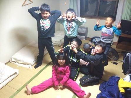 春休み、滑り納めキャンプ開催中!!_f0101226_21485915.jpg