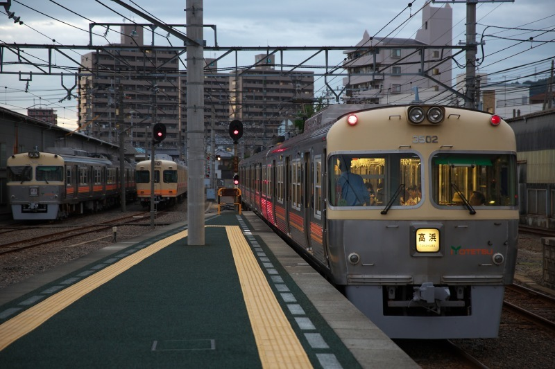 Train  ・・・伊予鉄・・・_f0333031_08140672.jpg