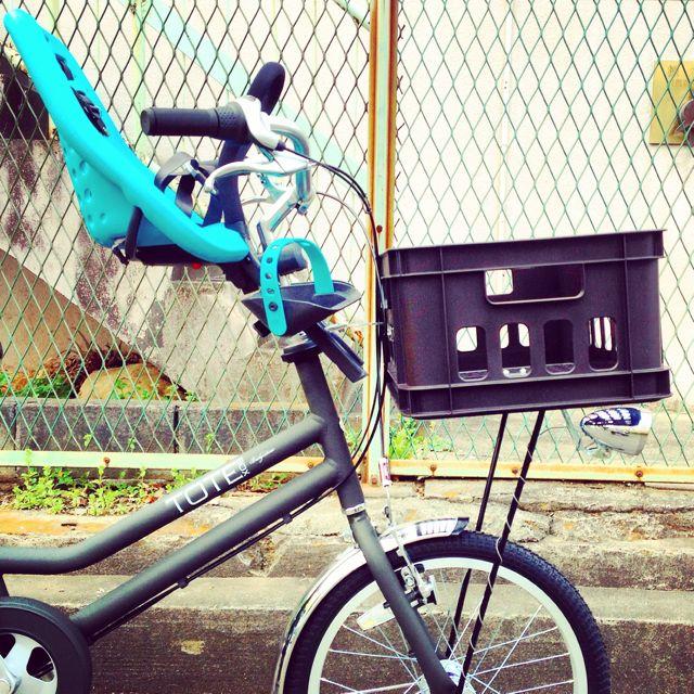 ブリヂストン『TOTE BOX トート ボックス』Yepp ビッケ2e ステップクルーズ bikke2 ママ 自転車 mama _b0212032_17224421.jpg