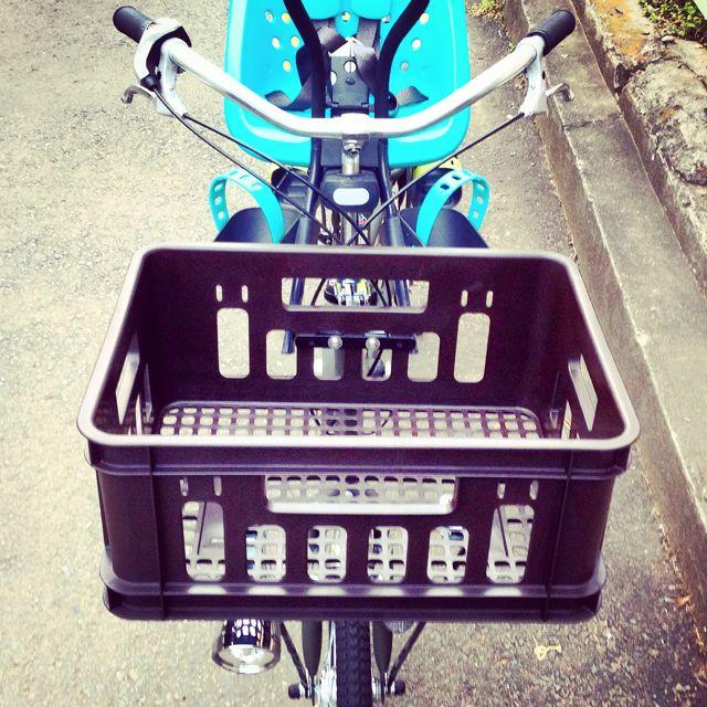 ブリヂストン『TOTE BOX トート ボックス』Yepp ビッケ2e ステップクルーズ bikke2 ママ 自転車 mama _b0212032_1723131.jpg