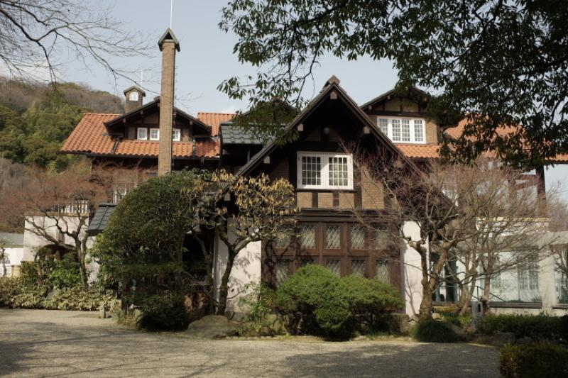 大山崎山荘美術館。_f0281446_21083592.jpg
