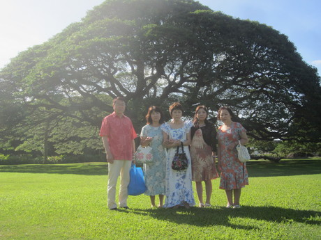 ハワイ満喫して来ました。_b0199261_17164795.jpg