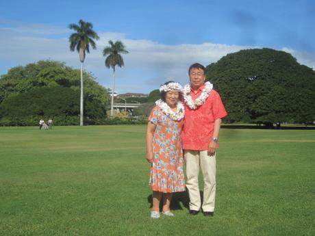 ハワイ満喫して来ました。_b0199261_17223370.jpg