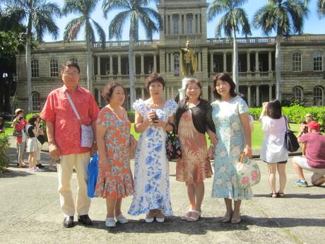 ハワイ満喫して来ました。_b0199261_17335858.jpg