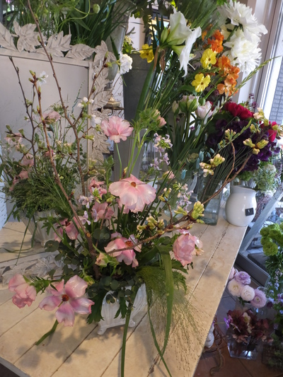 オークリーフ花の教室(山田さんの作品)_f0049672_18291430.jpg