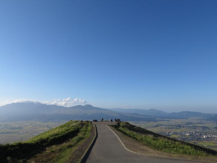 九州放浪6日目その2 天空の道_b0339488_22064910.jpg