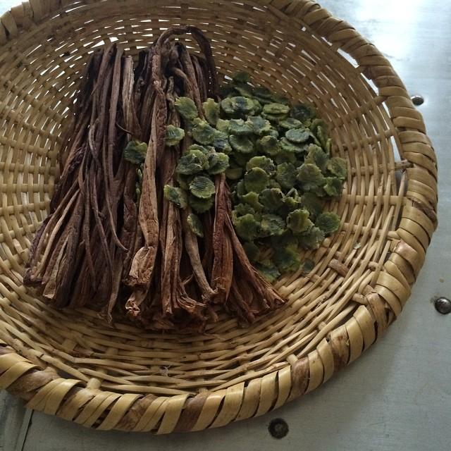 納豆汁の日は寅作おじいちゃんの日。_f0170995_10334631.jpg