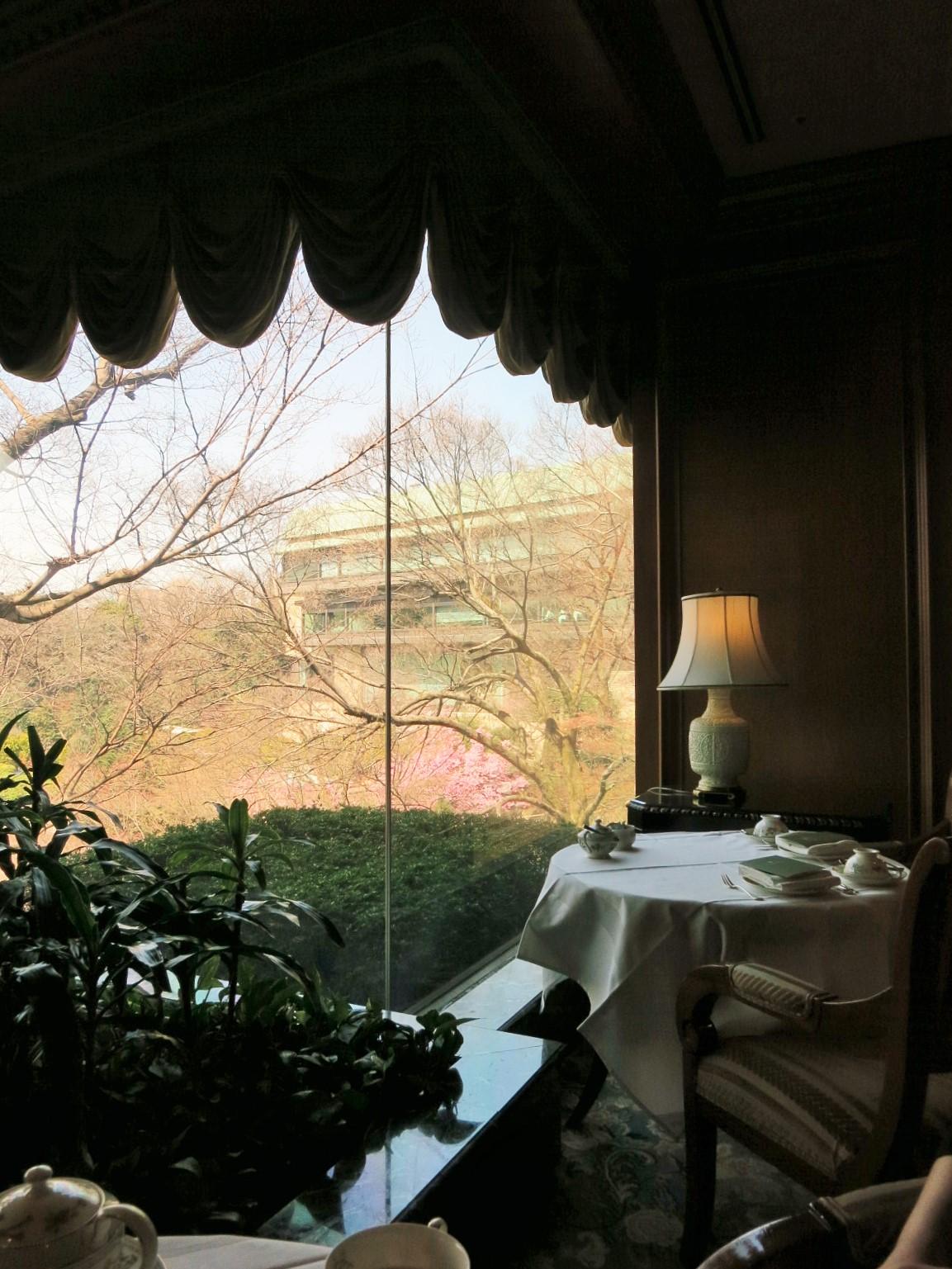 ル・ジャルダン~さくらアフタヌーンティー@ホテル椿山荘東京_f0236260_1359461.jpg