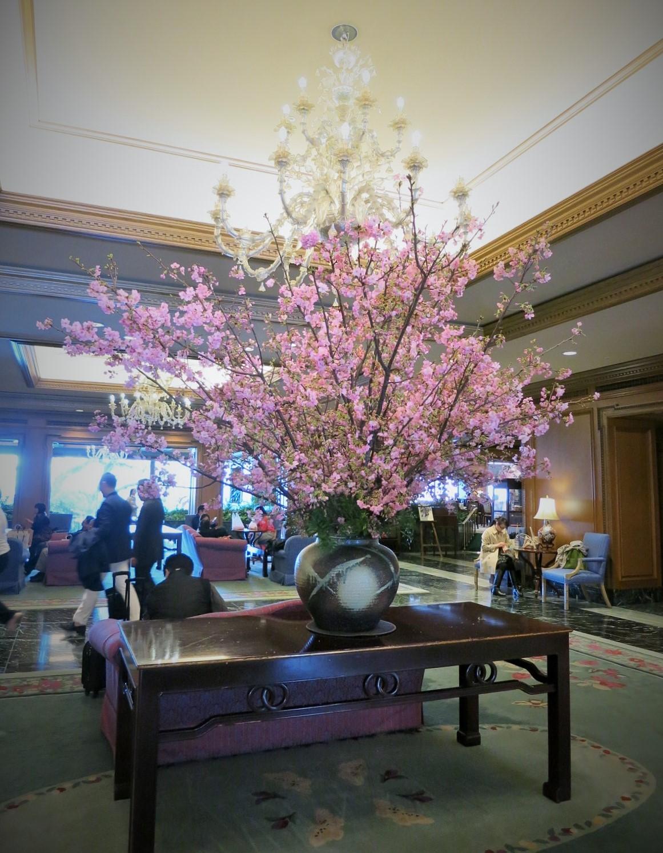 ル・ジャルダン~さくらアフタヌーンティー@ホテル椿山荘東京_f0236260_15262946.jpg