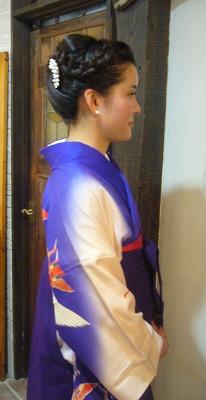素敵な袴スタイル その4_a0123703_137116.jpg