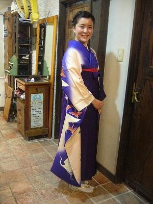 素敵な袴スタイル その4_a0123703_1475050.jpg