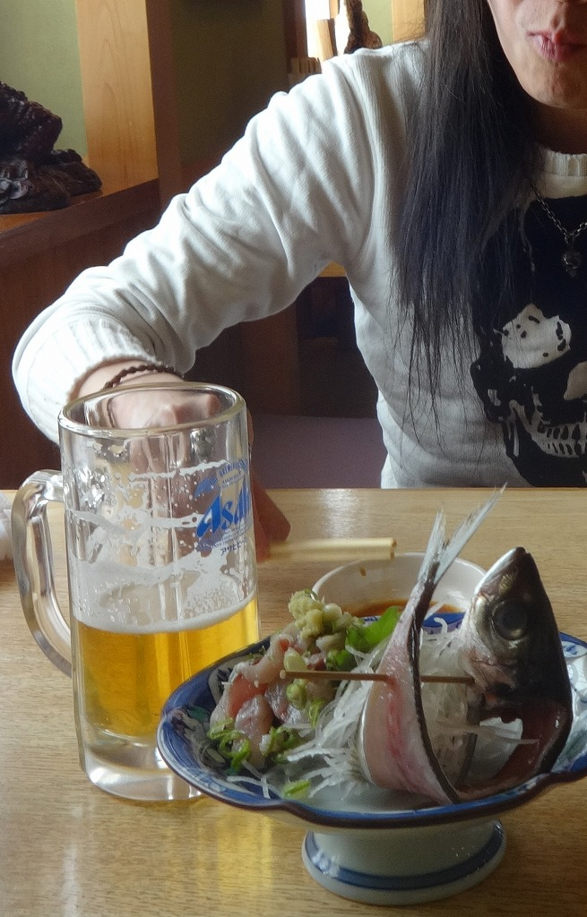 おおるりグループの熱川、陽気な快晴2DAYS! 【2015/3/24_25】_a0337409_11491237.jpg
