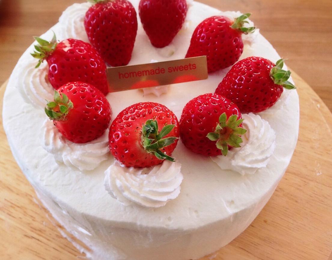 いちごショートケーキ募集_f0179713_21135180.jpg