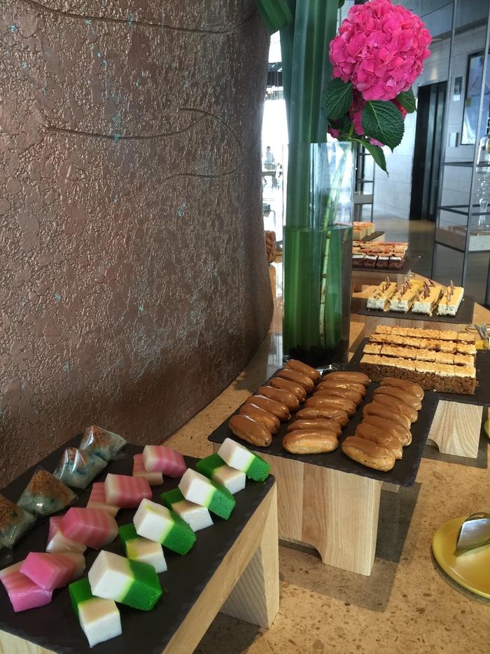 2015 3月 シンガポール (6) お宿はパン パシフィック ・1日目のテイータイム_f0062122_1831884.jpg