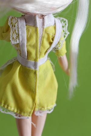 ダイソーのエリーちゃんのお洋服をブライスに着せてみました_a0275527_23222883.jpg