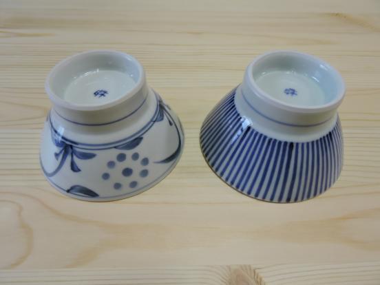 くらわんか茶碗 と 竹製のトンク_c0341450_1741499.jpg