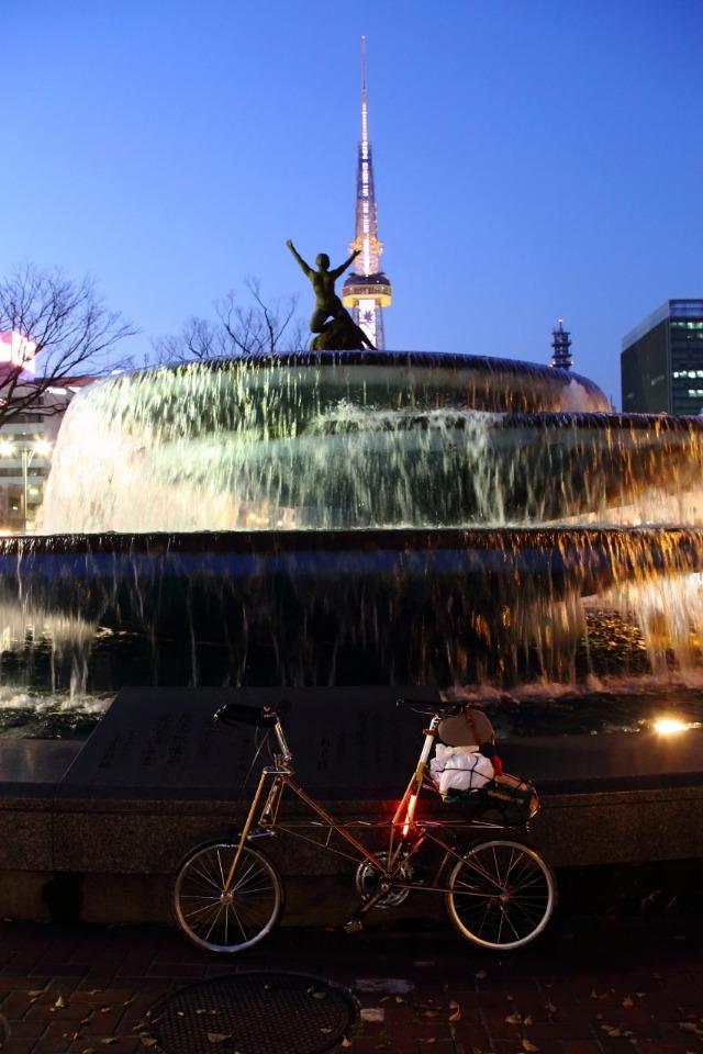 夜桜☆ナイトラン 2015_b0078651_12374174.jpg