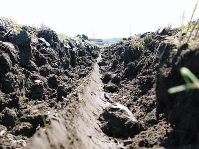七城米 長尾農園 「天地返し」で深くまで強い根をはる田んぼ作り!_a0254656_1830245.jpg