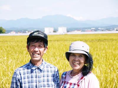 七城米 長尾農園 「天地返し」で深くまで強い根をはる田んぼ作り!_a0254656_1952445.jpg