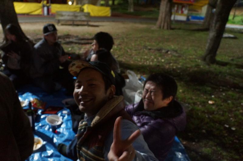 3年ぶり(たぶん)のお花見!in福岡_e0206865_1583764.jpg