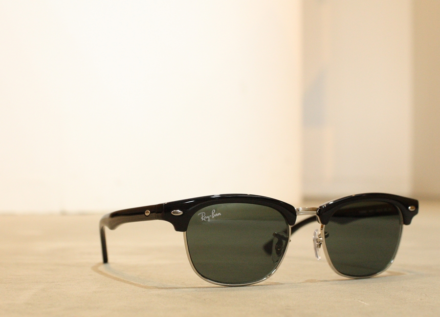 「Ray-Ban Junior Aviator、CHRIS、CLUBMASTER、WAYFARER」_f0208675_18485567.jpg