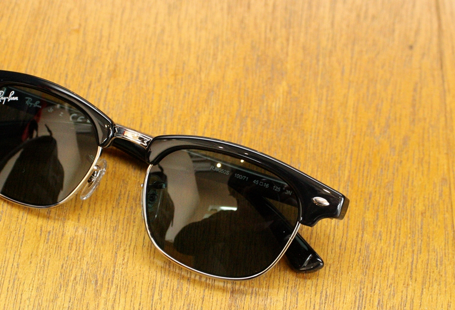 「Ray-Ban Junior Aviator、CHRIS、CLUBMASTER、WAYFARER」_f0208675_18504186.jpg