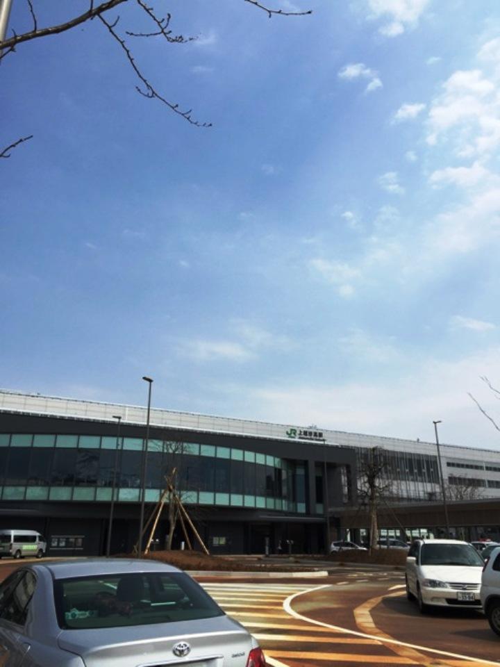 初めて上越妙高駅へ。_d0182179_1652556.jpg