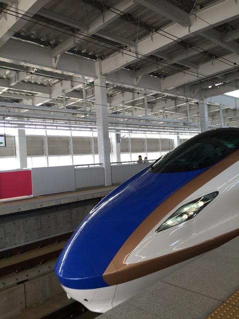 初めて上越妙高駅へ。_d0182179_18251485.jpg