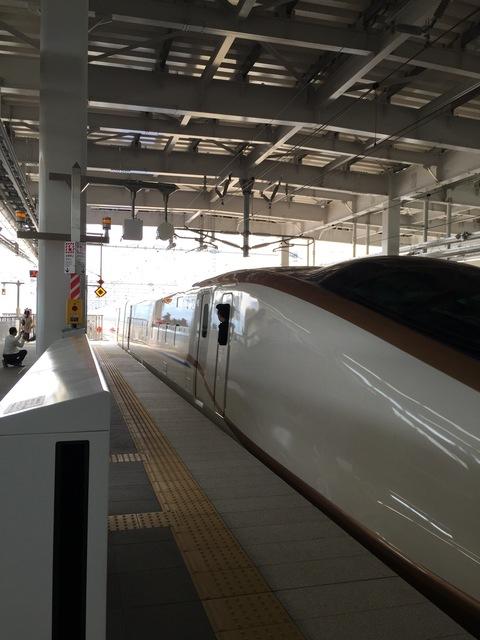 初めて上越妙高駅へ。_d0182179_1826998.jpg