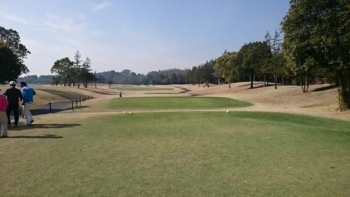 「千駄ヶ谷ゴルフコンペ」_a0075684_19491988.jpg