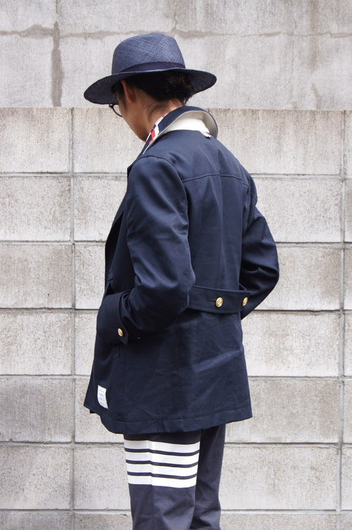 『THOM BROWNE.』 × 『MACKINTOSH』 - TWO COAT!!!_c0079892_19491740.jpg