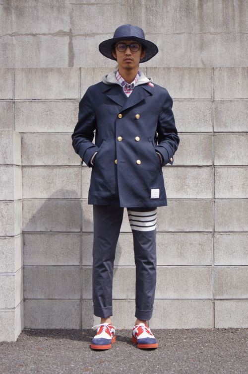 『THOM BROWNE.』 × 『MACKINTOSH』 - TWO COAT!!!_c0079892_1949537.jpg